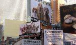 Times Square Billboards, Jan-Feb 2011