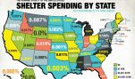 HSUS Shelter Spending in Your State