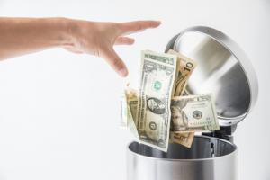 Your Money + HSUS = Waste